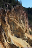 Walls of the Grand Canyon of the Yellowstone.