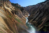 Grand Canyon of the Yellowstone, viewing from Lower Falls.