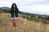 Daughter near Bear Lake, UT.