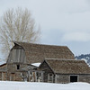 Old Barn in Jackson Hole