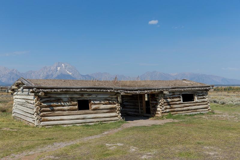 Yellowstone, Grand Tetons & Columbia Gorge-72