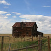 Montana Farm House