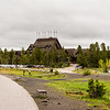 Old Faithful Lodge