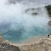 Explosive geyser (historically)