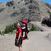 Climbing Mt Washburn (m3122)