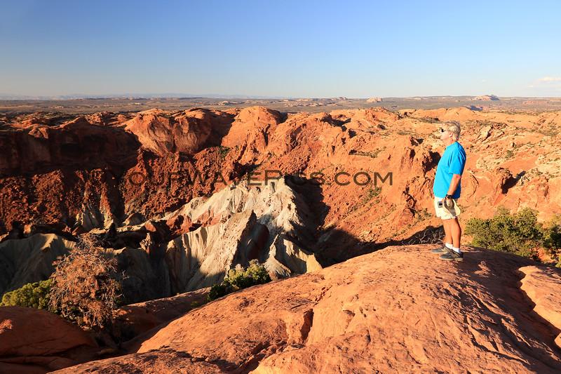 2019-09-18_1112_Utah_Canyonlands_Upheaval Dome Tony.JPG