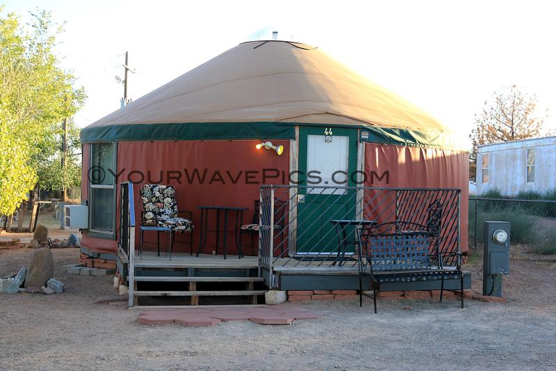 2019-09-20_1248_Utah_Mexican Hat_San Juan Inn Large Yurt.JPG