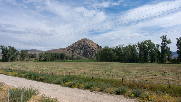 Outside Cokeville, WY