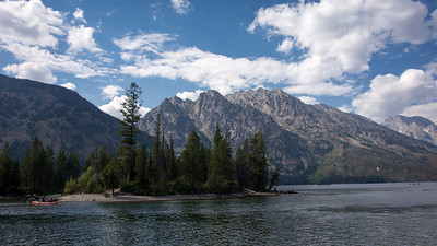 Grand Teton National Park, WY ~ Jenny Lake