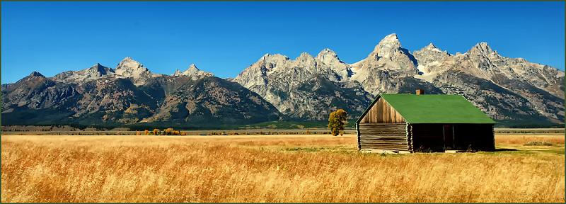 Tetons Cabin
