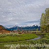 John Moulton's barn in Grand Teton National Park