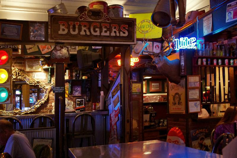 Sanford's Pub and Grub, Sheridan, Wyoming.