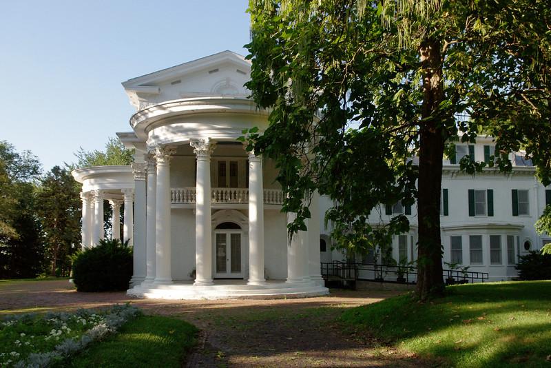 Arbor Lodge, Lied Lodge, Arbor Lodge State Historical Park and Arboretum, Nebraska City, Nebraska.