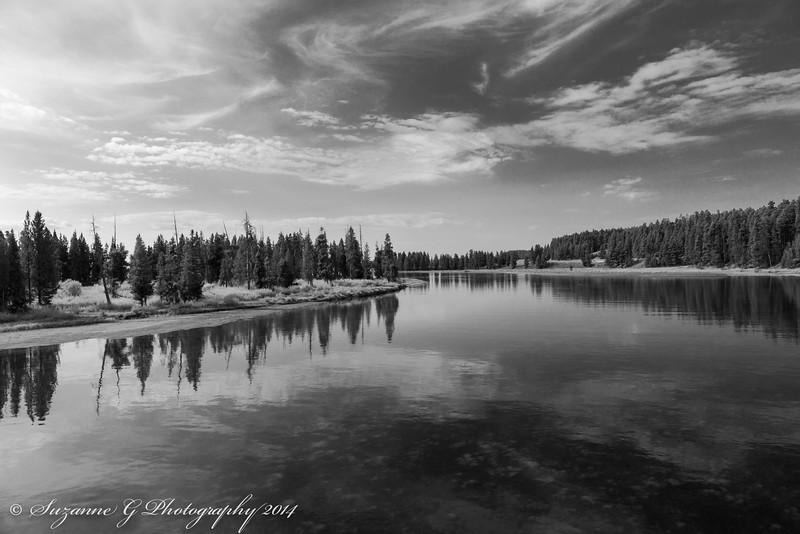 Yellowstone National Park September 16, 2014