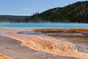 Grand Prismatic Spring, Midway Geyser Basin, Yellowstone