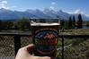 A beer with a view