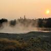 2020-09-16_23_Yellowstone_Mud Volcano_Smokey Sunset.JPG<br /> <br /> A smokey sunset over the Mud Volcano area
