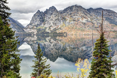 Grand Teton NP and Jenny Lake