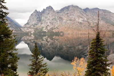 Grand Teton NP and Jenny Lake