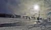 058 Yellowstone2006 Day4 Jan24 geyser basin north of Old Faithful