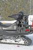 065 Yellowstone2006 Day4 Jan24 raven at Fountain Paint Pot