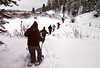 028 Yellowstone2006 Day3 Jan23 snowshoe hike