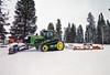 043 Yellowstone2006 Day3 Jan23 road snowplow West Thumb