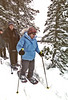 027 Yellowstone2006 Day3 Jan23 snowshoe hike Jane Howard
