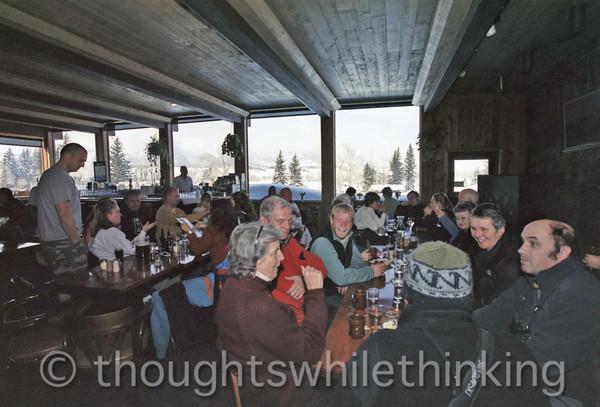 012 Yellowstone2006 Day2 Jan22 lunch Dornans Pizza Pasta Co