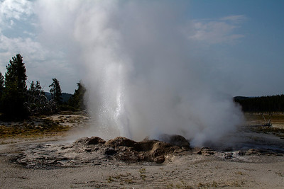 Water boiling geyser 4A