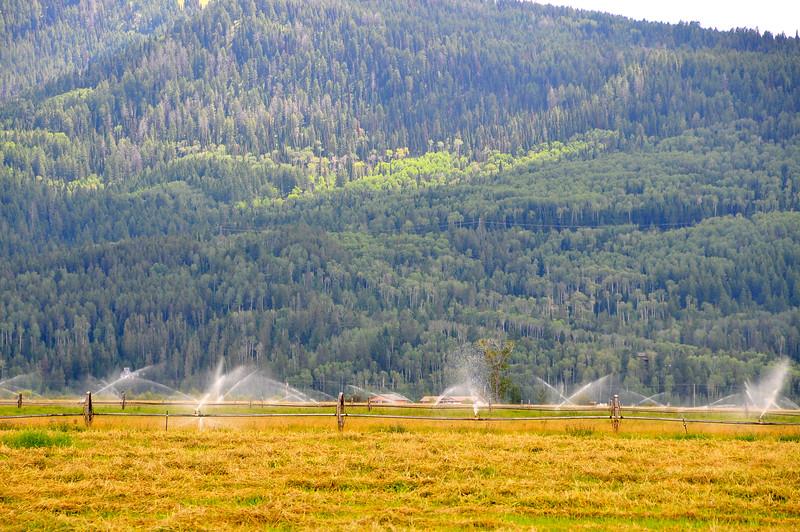 Idaho Farming irrigation