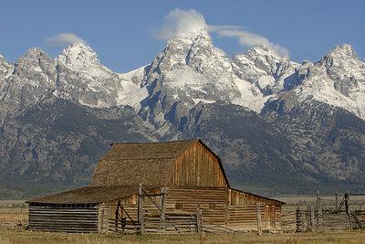 Yellowstone and Grand Tetons, September 15 - 27, 2006