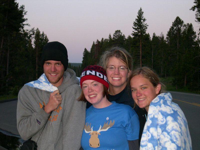 Sunrise crew 1