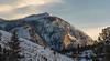 Bunson Peak, near the hot springs.