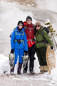 Karen, Dave & Kayla