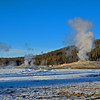 Old Faithful - Geyser Basin