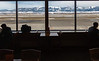 Airport with a view, Bozeman.