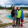 Yellowstone - Biscuit geyser basin