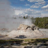 Castle Geyser, Yellowstone, WY 08-16-2017