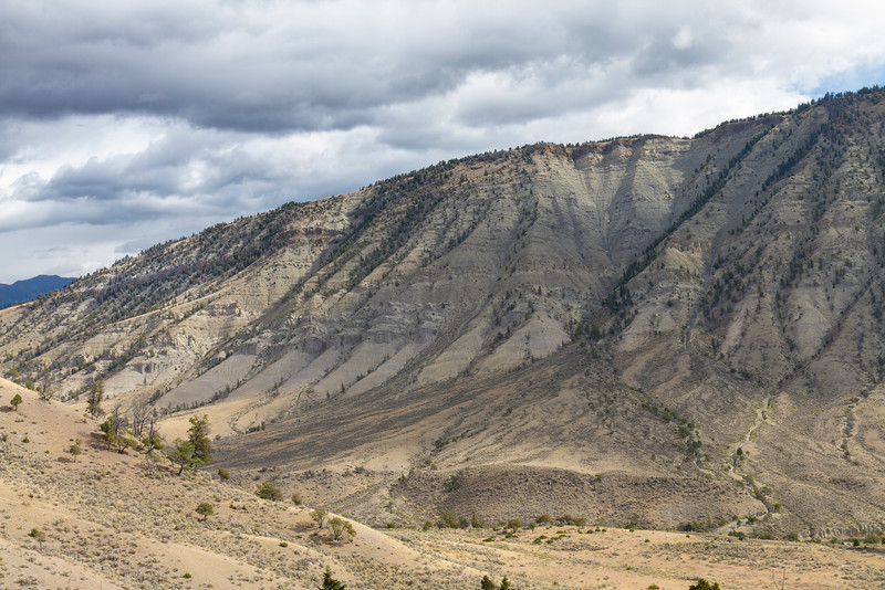 Yellowstone Topography