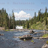 Lewis River Falls, Yellowstone, WY 08-16-2017