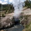 Dragon Gyser, Yellowstone, WY