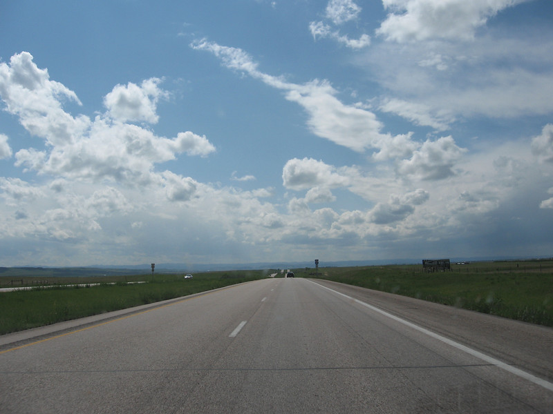 This is another picture of South Dakota, or maybe Wyoming.