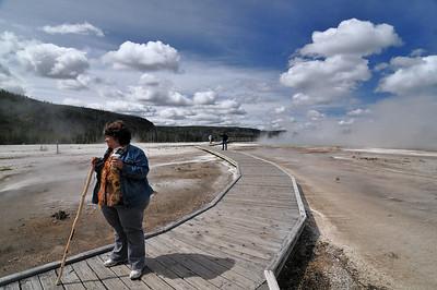 Black Sand Basin, Yellowstone