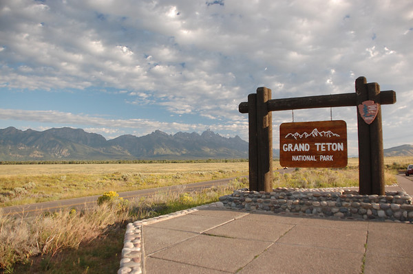 Yellowstone & Grand Tetons 2011