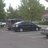 Oooo... Black Prius...