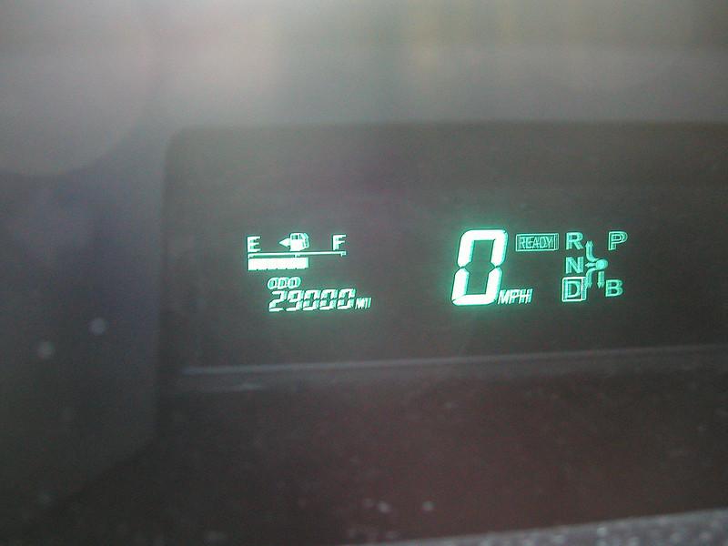Nice Odometer