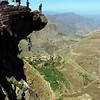 View from Bokur, Yemen