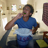 Chewing Qat in Yemen