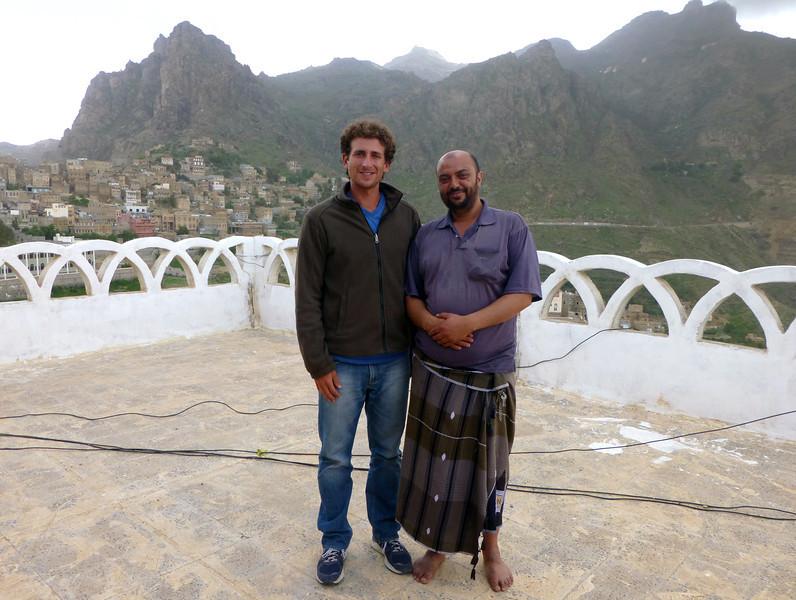 Man from Manakh, Yemen